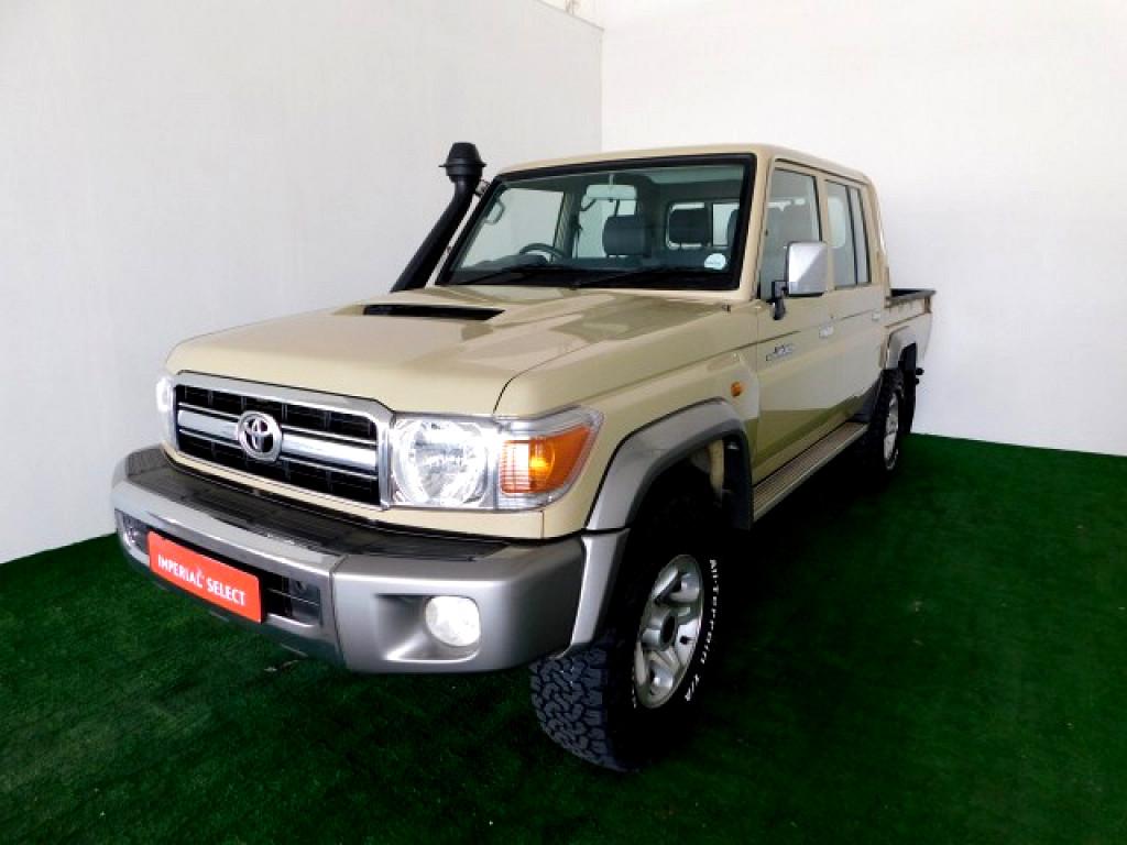2015 Toyota Land Cruiser 4 5 V8 Dsl Dc At Imperial Select Nelspruit Mbombela