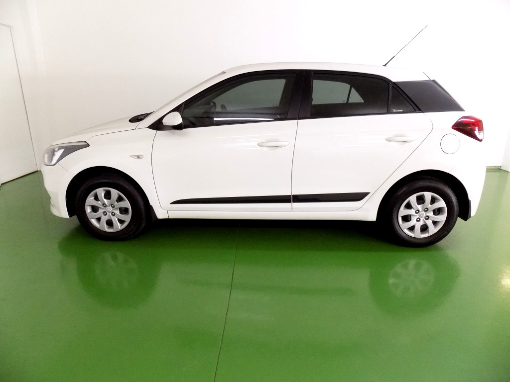 2016 Hyundai I20 1 2 Motion At Imperial Select Gateway Umhlanga