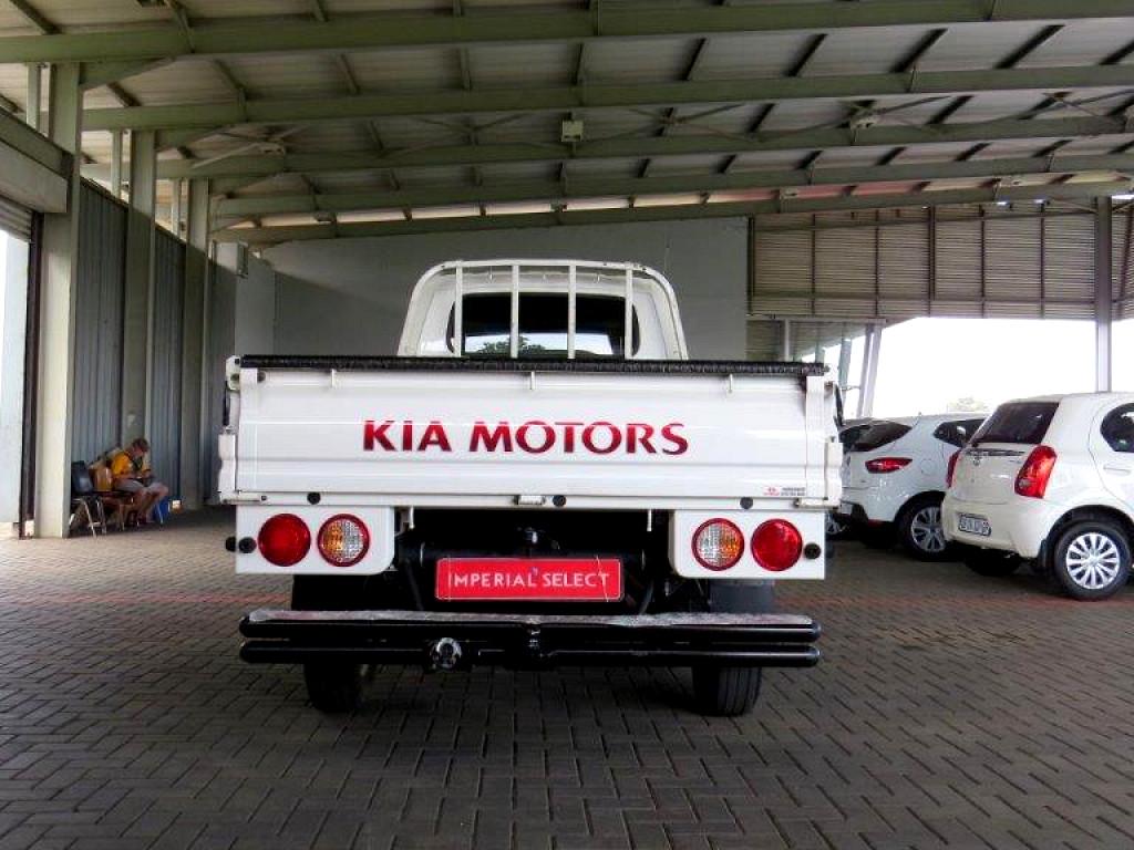 2016 KIA K2500 WORKHORSE DROPSIDE