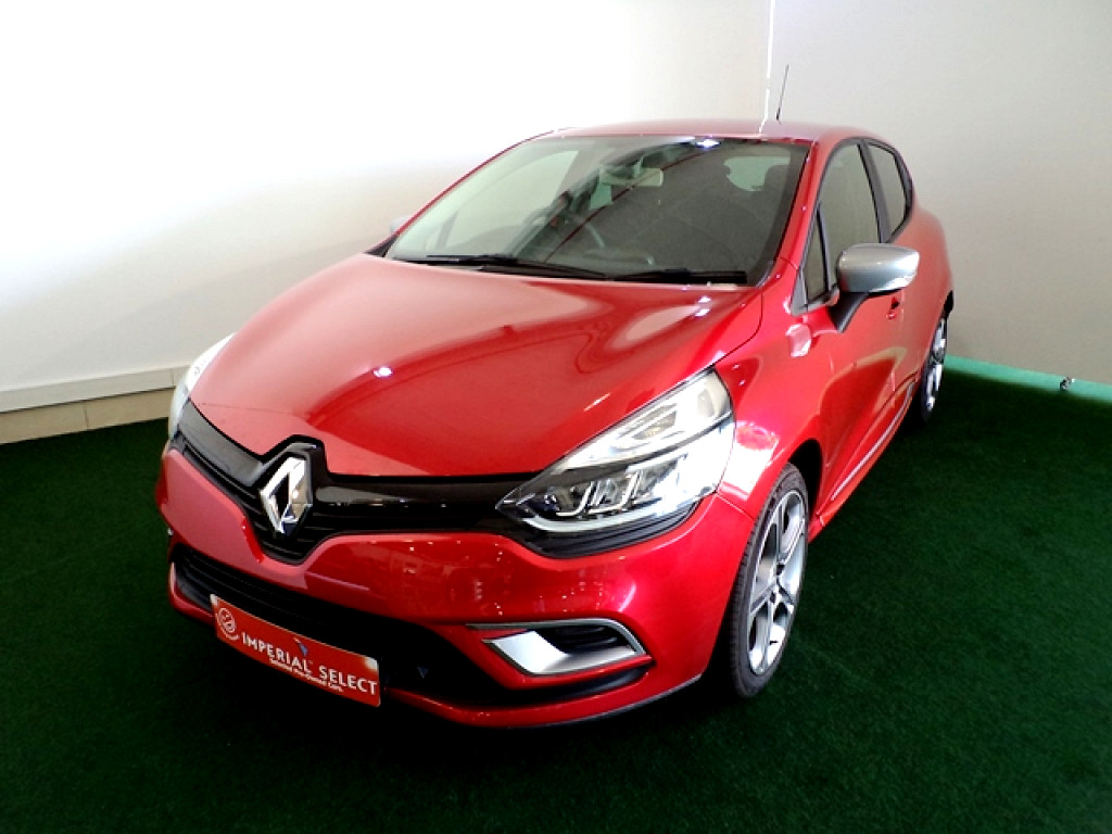 2018 renault clio 4 1 2 turbo gt line at imperial select tygervalley. Black Bedroom Furniture Sets. Home Design Ideas