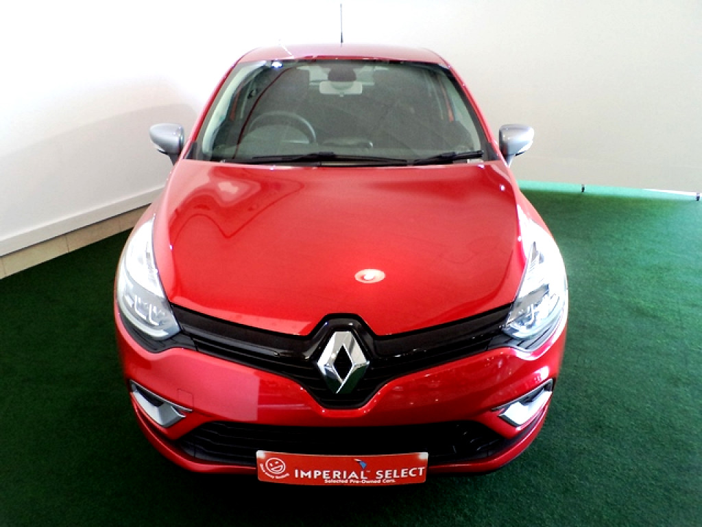 2018 renault clio 4 1 2 turbo gt line at imperial select tygervalley renault select. Black Bedroom Furniture Sets. Home Design Ideas
