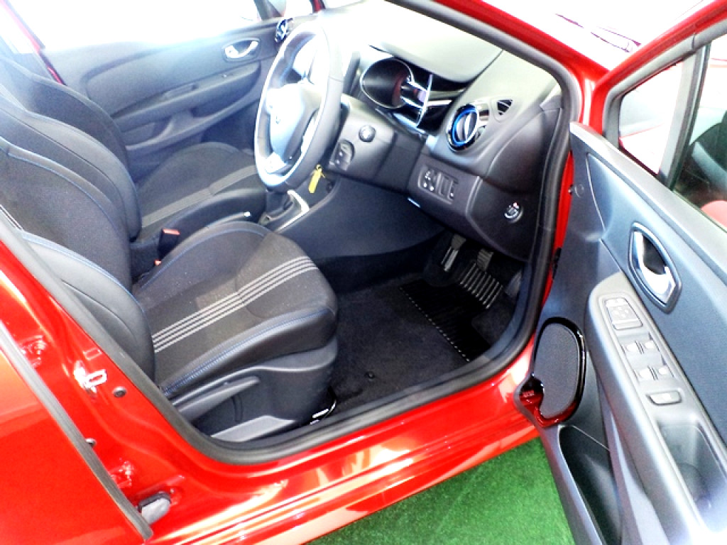 2018 RENAULT CLIO 4 1.2 TURBO GT‑LINE