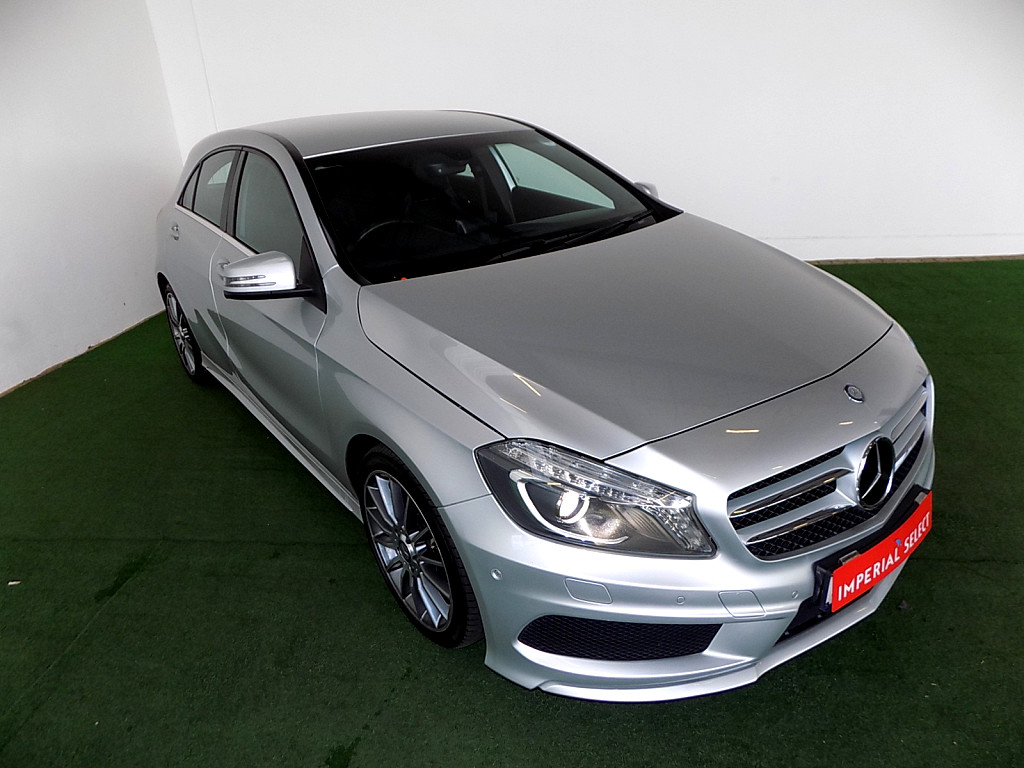 2014 mercedes benz a220 cdi be amg sport a t at imperial select zambezi. Black Bedroom Furniture Sets. Home Design Ideas