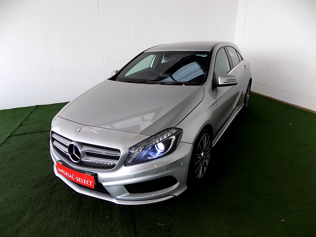 2014 Mercedes Benz A220 Cdi Be Amg Sport A T At Imperial