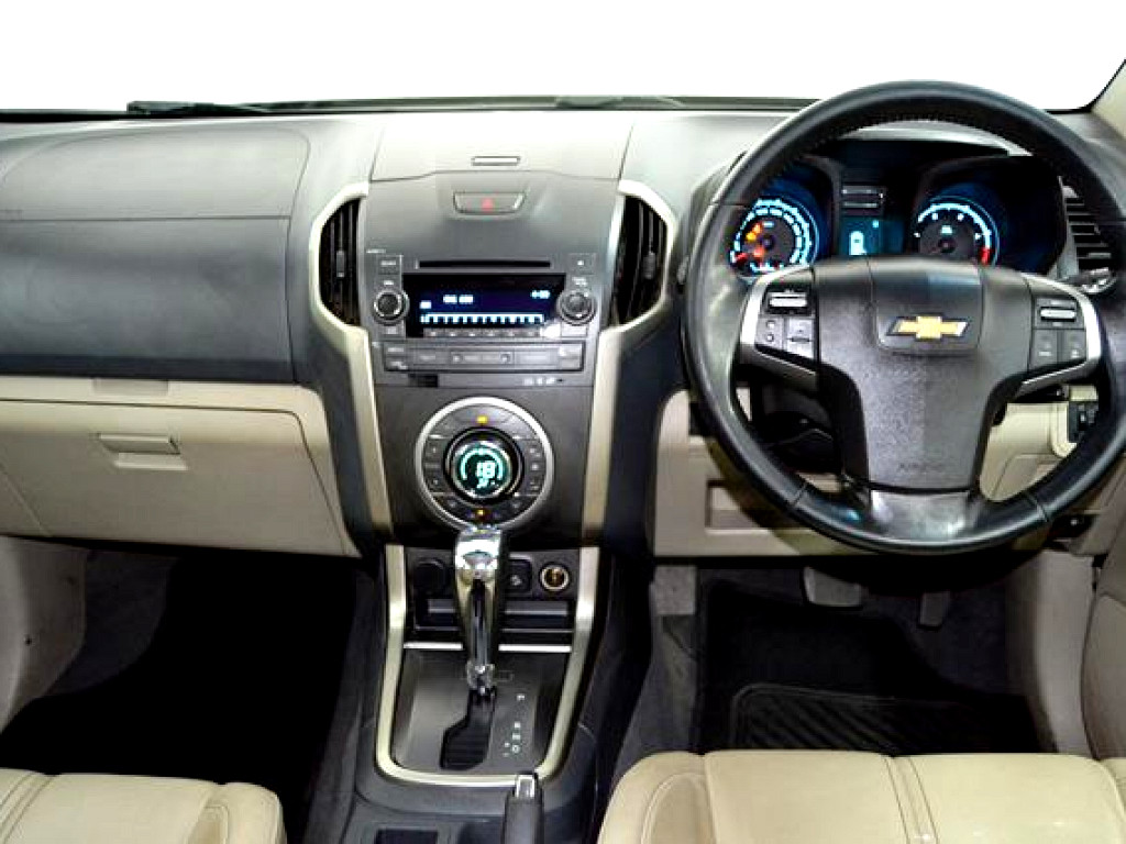2013 CHEVROLET TRAILBLAZER 2.8 LTZ A/T