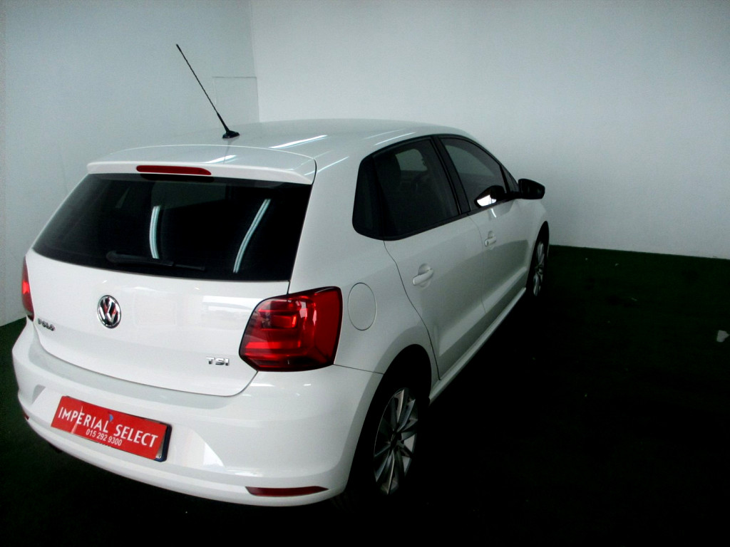 2014 Volkswagen Polo GP 1.2 TSI Highline DSG