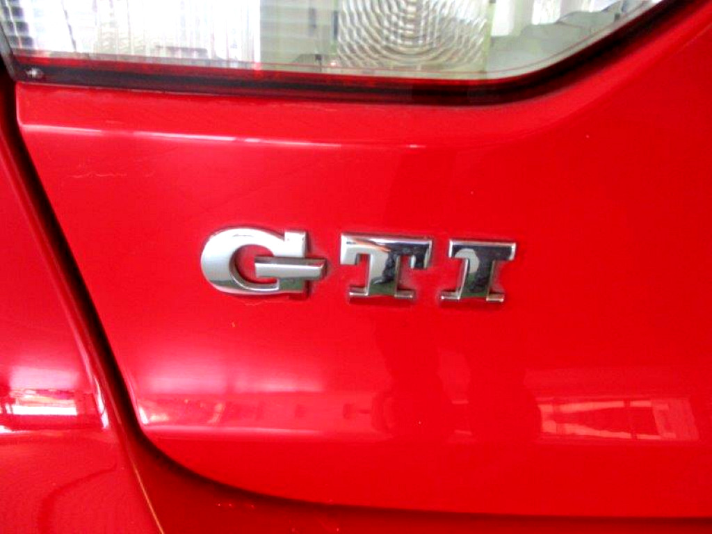 2012 VOLKSWAGEN GOLF VI 2.0 TSI GTI