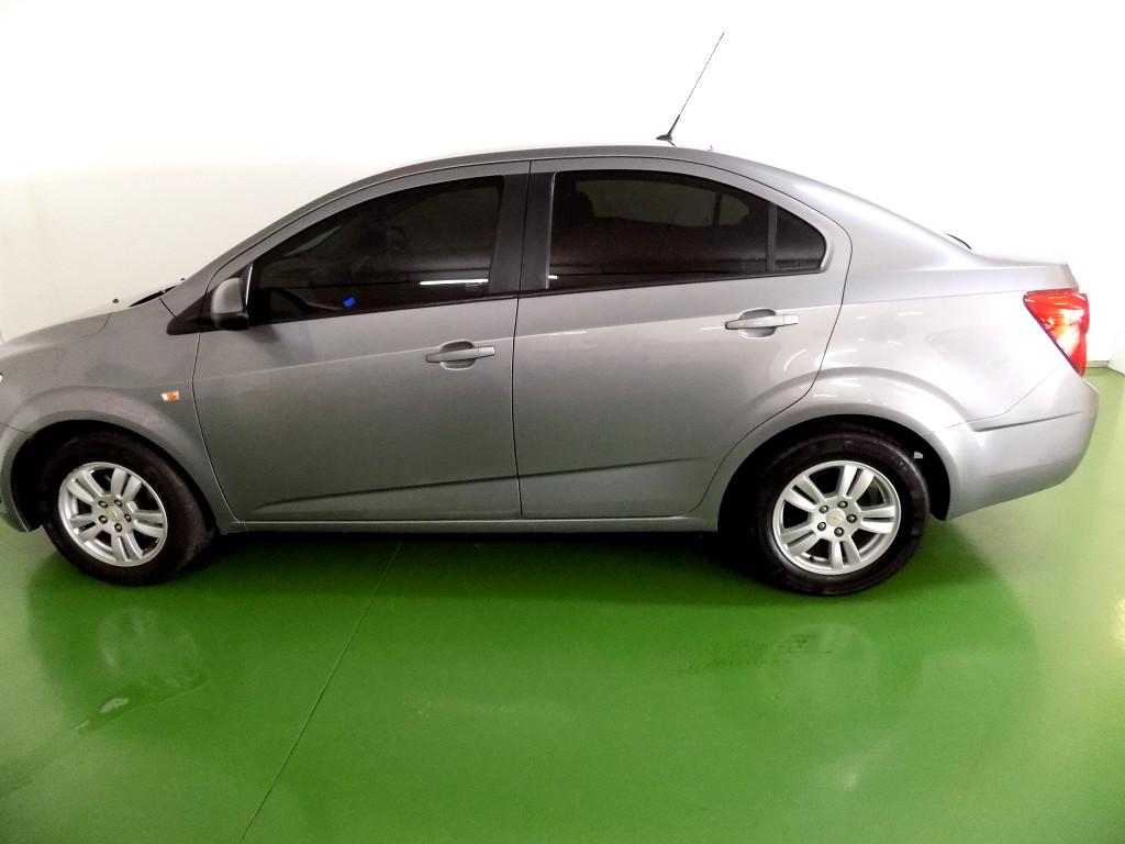 2012 Chevrolet Sonic Sedan 1 6 Ls At Imperial Select Gateway Umhlanga
