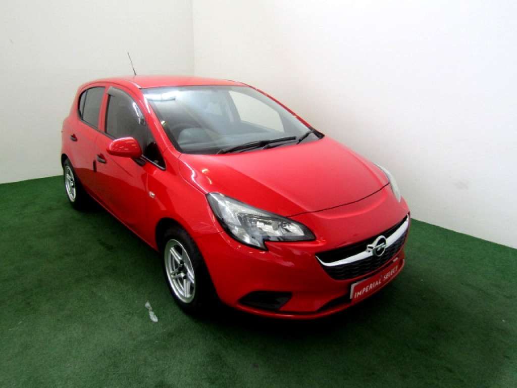 2016 opel corsa 1 0t ecoflex cosmo 5dr at imperial select pretoria north. Black Bedroom Furniture Sets. Home Design Ideas