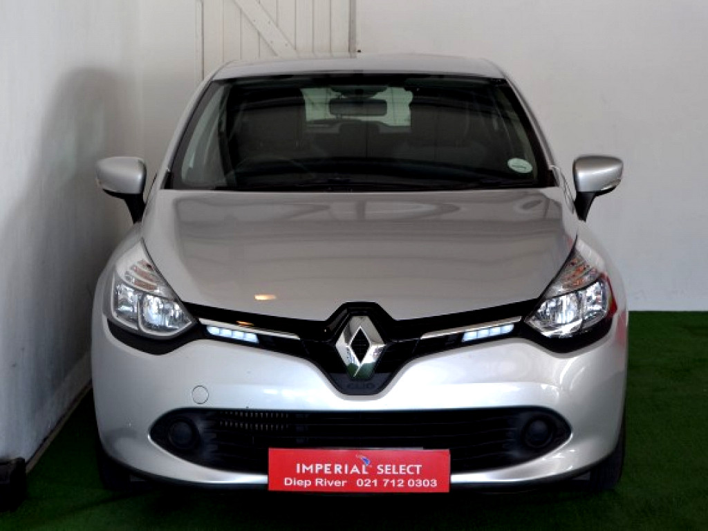 2016 Clio 4 66KW Turbo Blaze Ltd Ed.