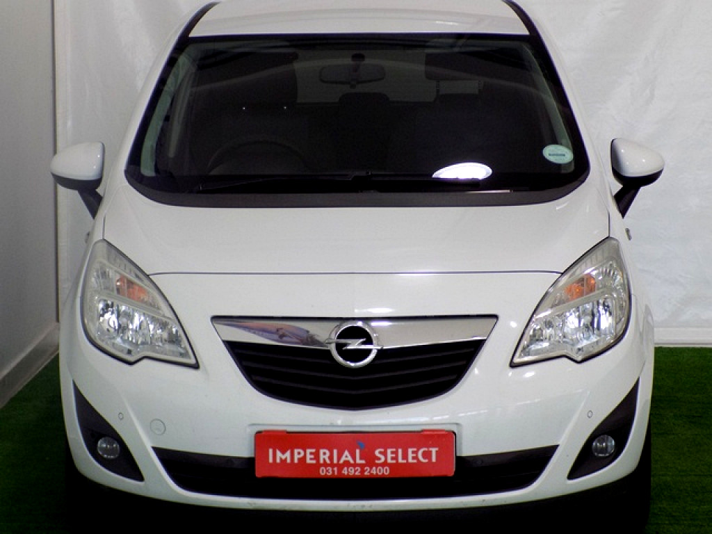 2012 opel meriva 1 4t enjoy at imperial select pinetown. Black Bedroom Furniture Sets. Home Design Ideas