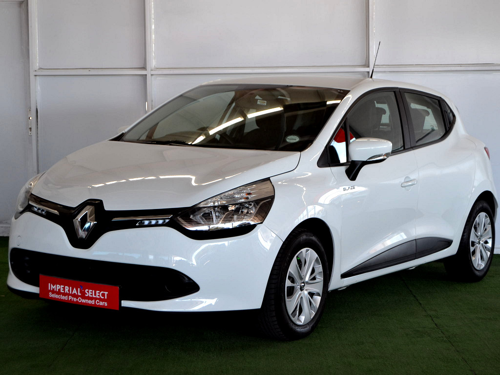 2016 Renault Clio 4 0 8 Blaze Limited Edition Turbo At