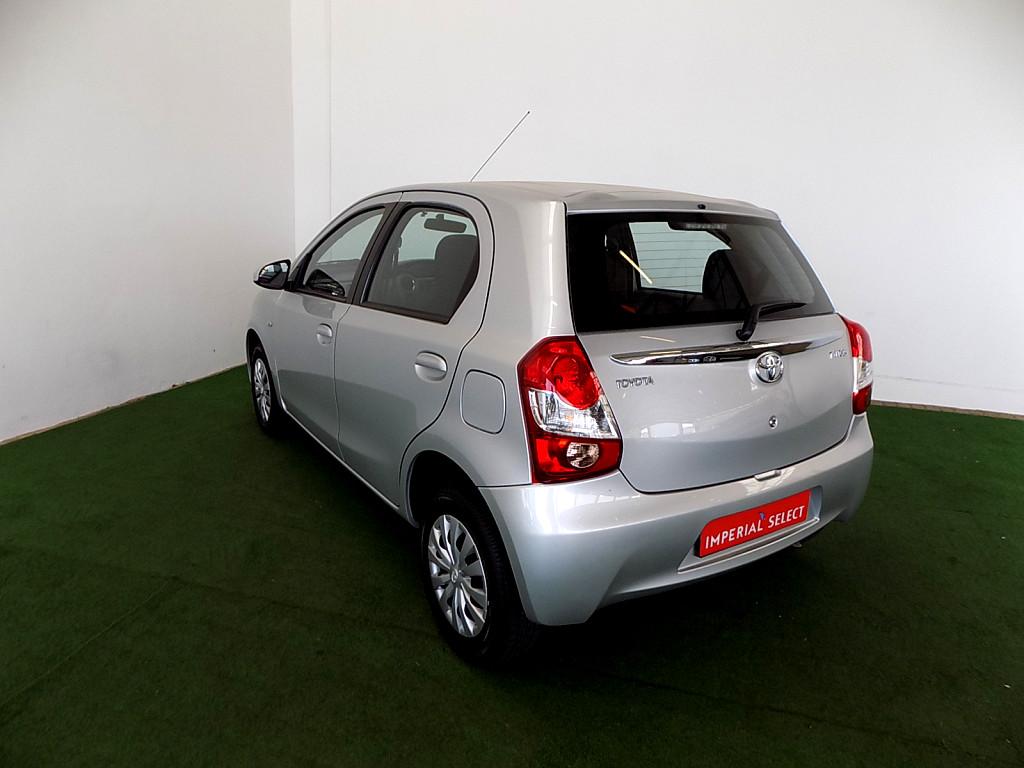 2014 Toyota Etios 1.5 Xs
