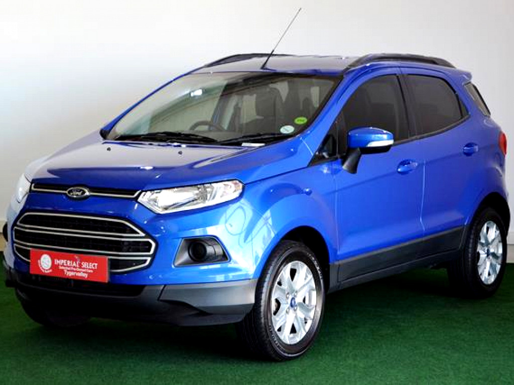 2014 FORD ECOSPORT 1.5 TDCi TREND