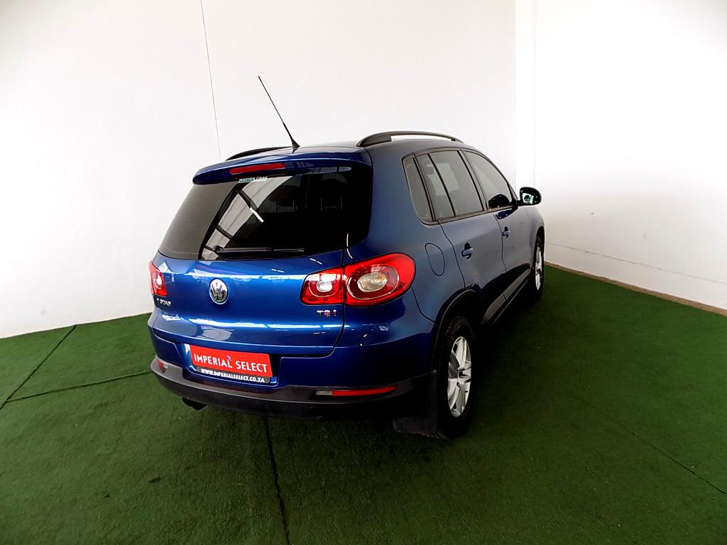 2009 VW Tiguan 1.4 TSI Track Field 4MOT