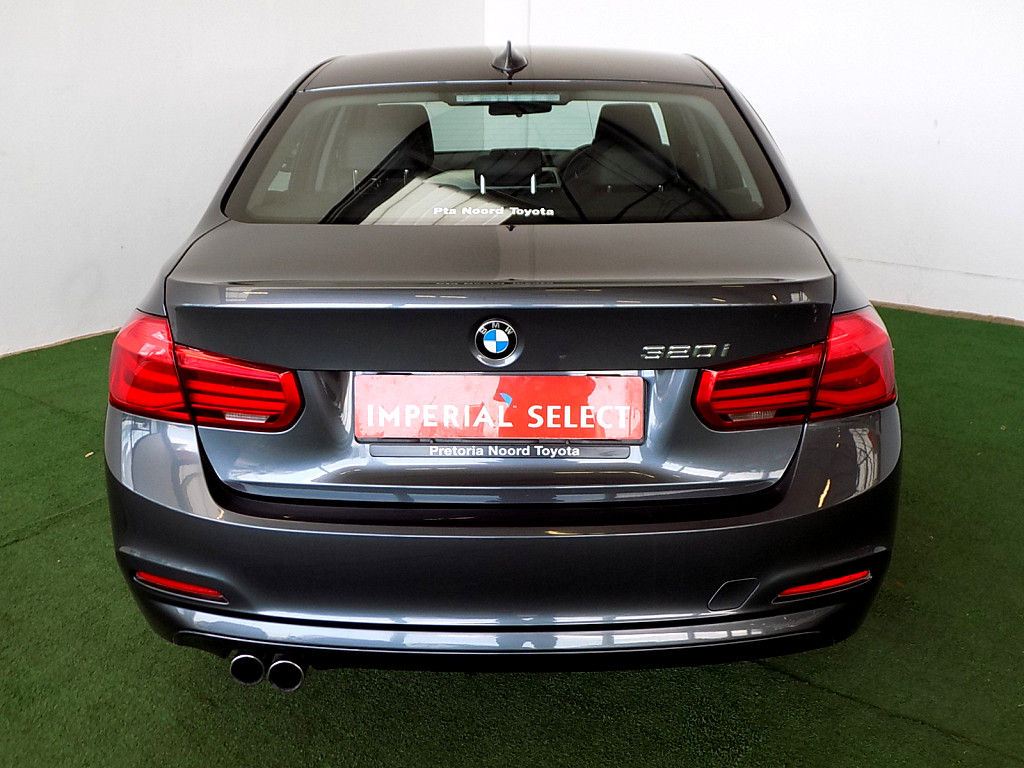 2016 Bmw 3 Series F30 320i F30 At Imperial Select Zambezi