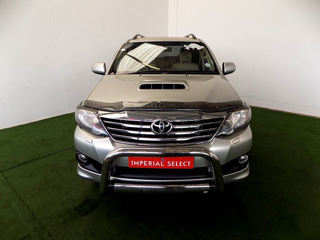 2012 Toyota Fortuner 3.0 D4D Heritage R/B A/T