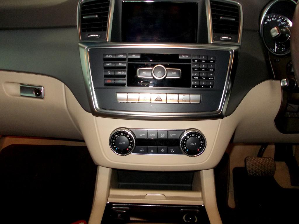 2013 Mercedes Benz ML350 Blue Tech