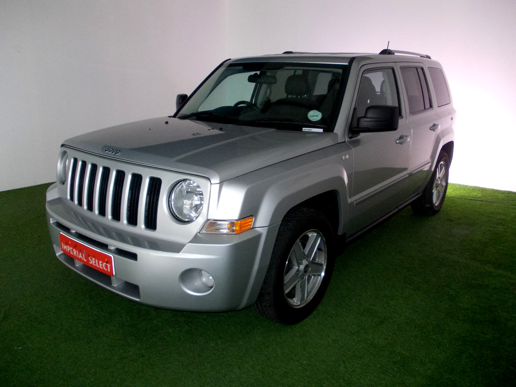 2010 jeep patriot 2 4 limited at imperial select george. Black Bedroom Furniture Sets. Home Design Ideas