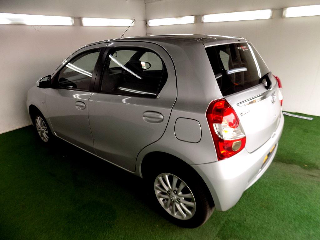 2017 Toyota Etios 1.5 XS 5dr