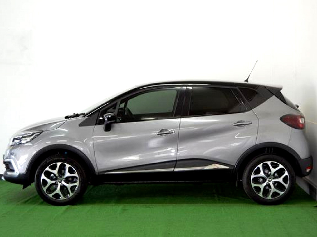 2018 RENAULT CAPTUR 0.9 TURBO DYNAMIQUE