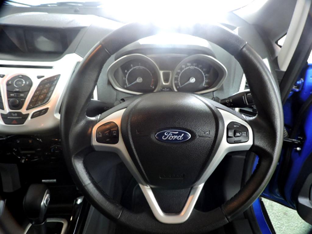 2015 Ford Eco Sport 1.5 TiVCT Titanium
