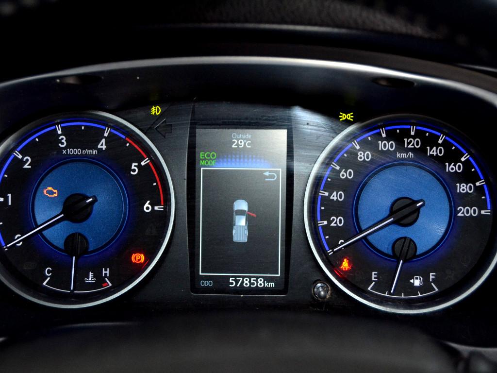 2016 Toyota Hilux 2.8 GD‑6 Raider 4X4 XCab