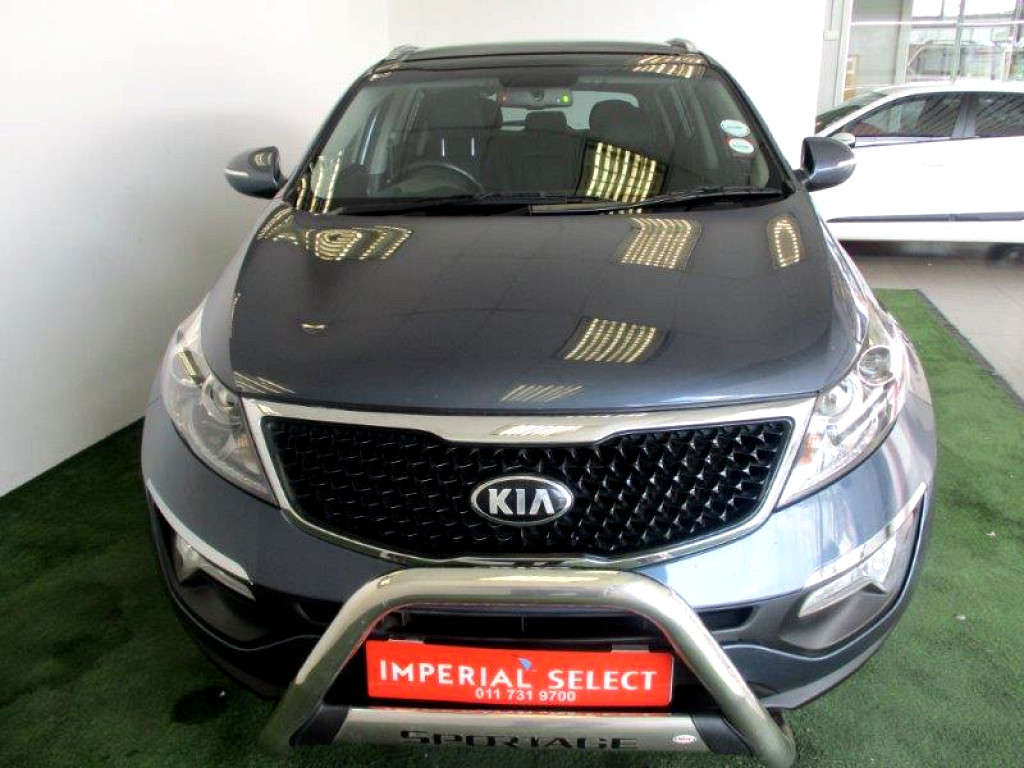 2015 kia sportage 2 0 crdi 4x4 at at imperial select northcliff. Black Bedroom Furniture Sets. Home Design Ideas