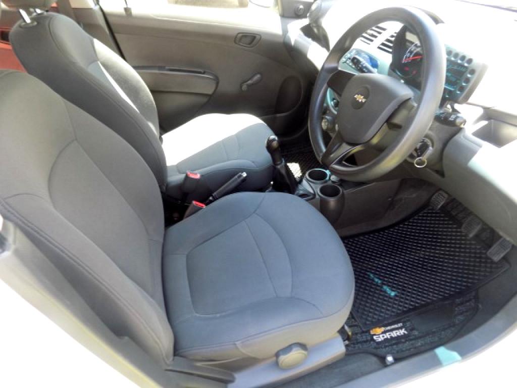 2012 Chevrolet Spark 1.2 LS 5Dr