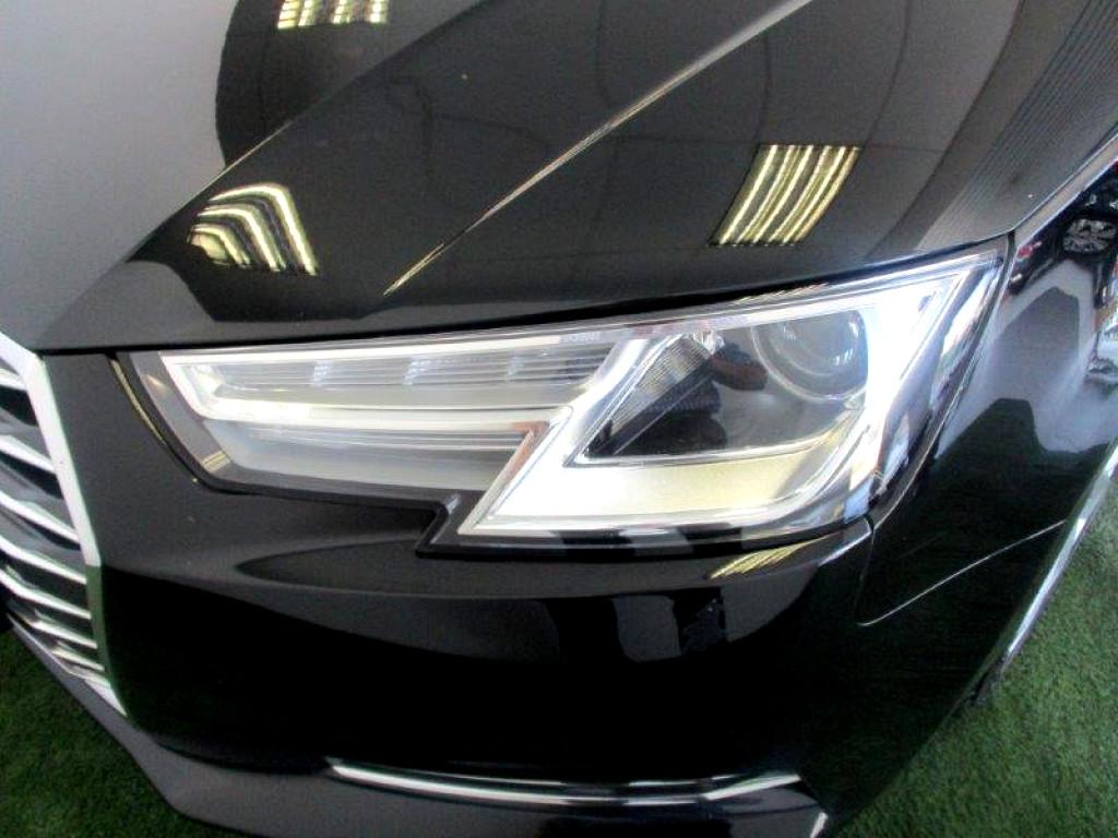 2016 AUDI A4 (B8) 2008 ‑ ON (B9) A4 2.0T FSI DESIGN STRONIC (B9)