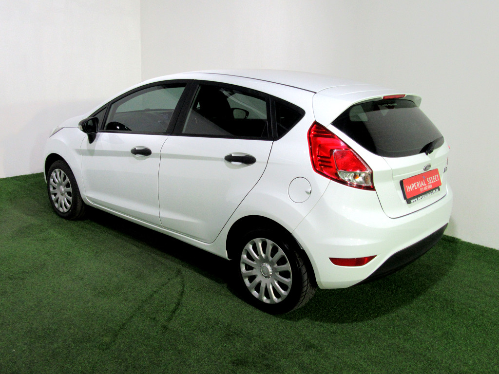 2016 Ford Fiesta 1.4 Ambiente 5Dr