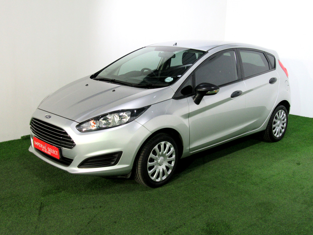 2016 Ford Fiesta Ambiente 5 DR