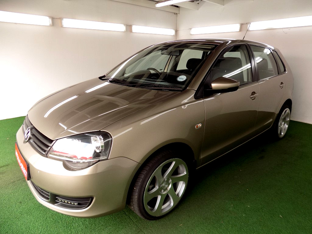 2014 VOLKSWAGEN POLO VIVO GP 1.4