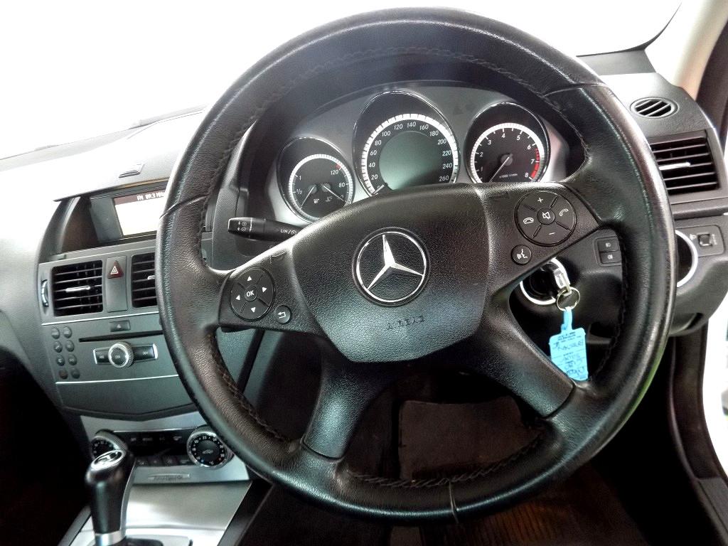 2011 Mercedes‑Benz C180 CGI Avantgarde