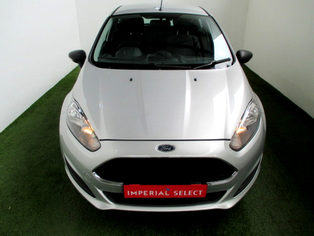2017 FORD FIESTA 1.0 ECOBOOST AMBIENTE POWERSHIFT