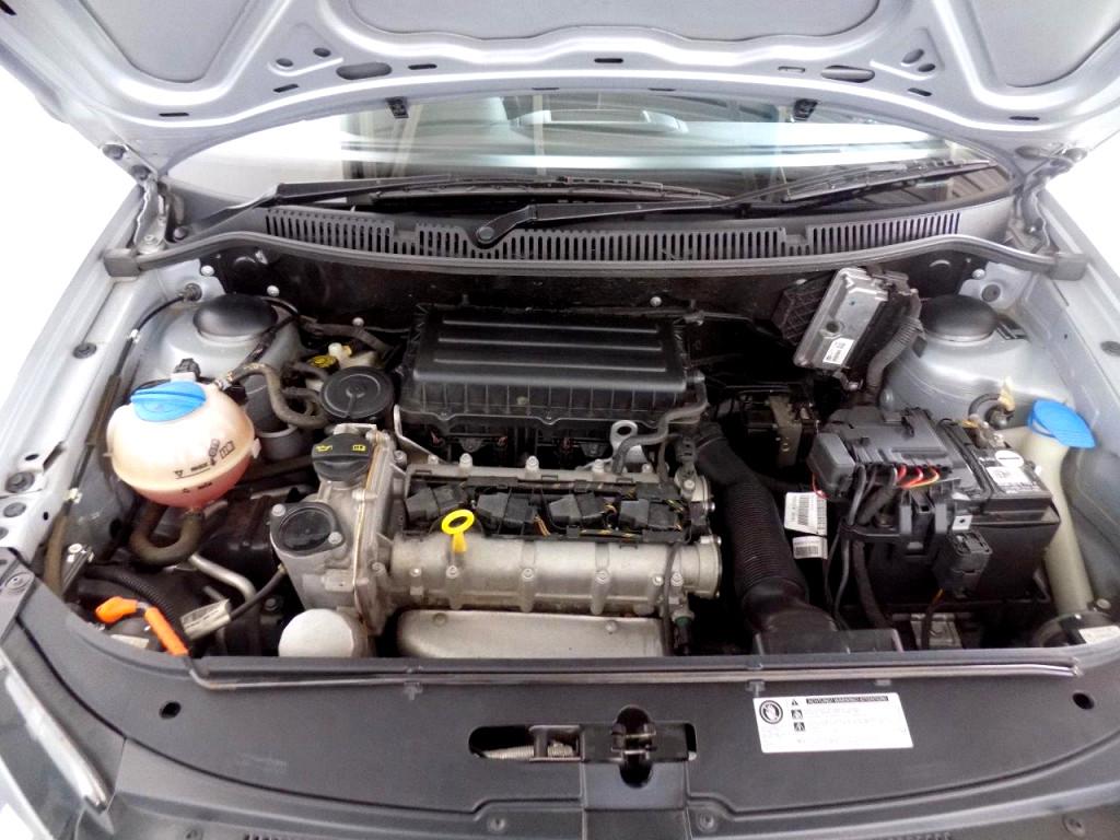 2015 Volkswagen Polo Vivo Polo Vivo Gp 1.4 Trendline 5dr