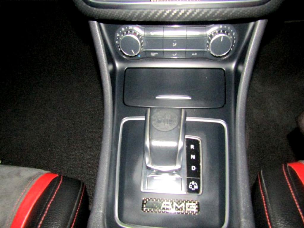 2014 MERCEDES‑BENZ A45 AMG