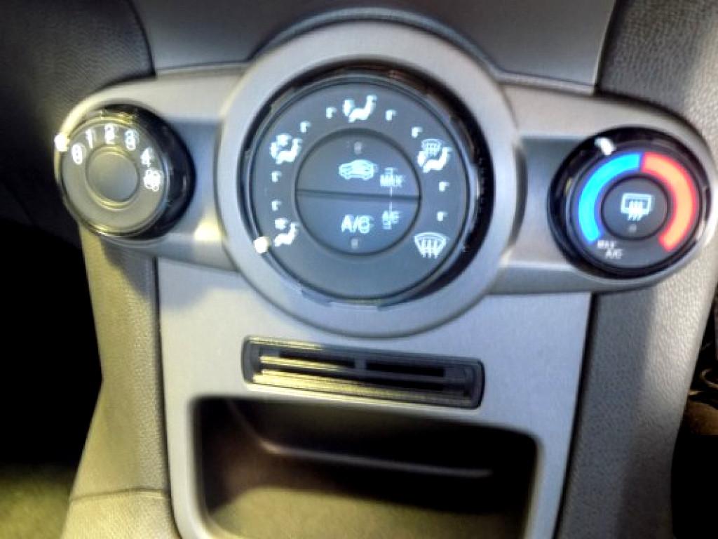 2016 Ford Fiesta 1.4 Ambiente A/C