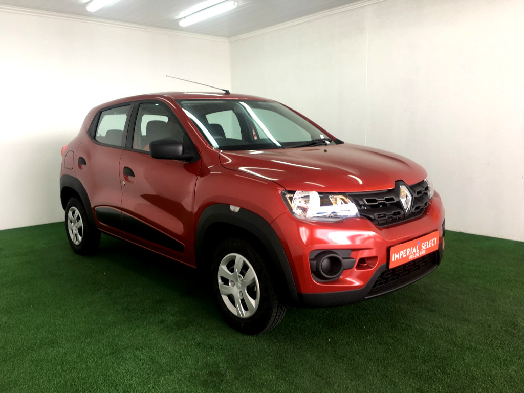 2018 renault kwid 1 0 expression at imperial select polokwane. Black Bedroom Furniture Sets. Home Design Ideas