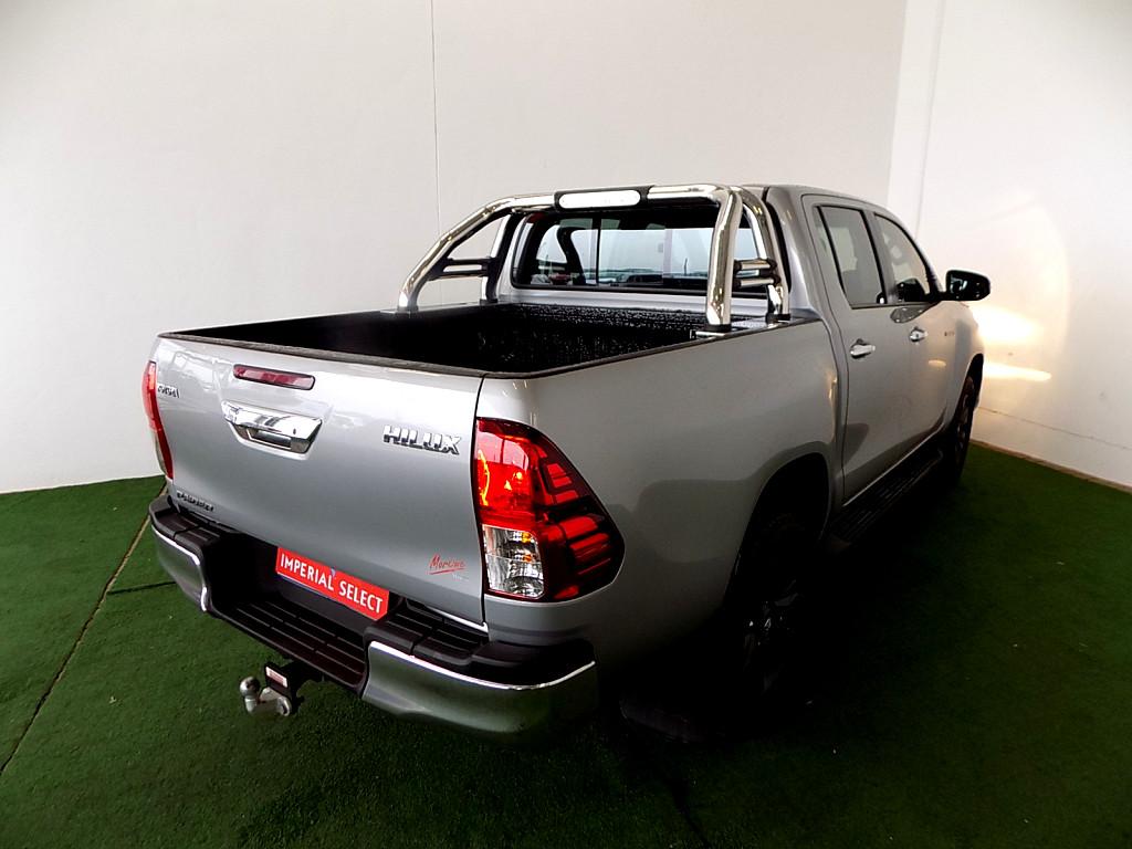 2017 Toyota Hilux 2.8 GD‑6 R/B Raider P/U D/C D/C A/T