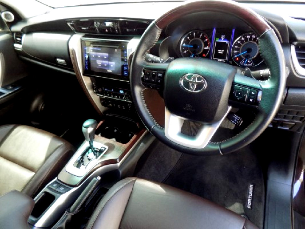 2016 TOYOTA FORTUNER 2.8GD‑6 4X4 A/T