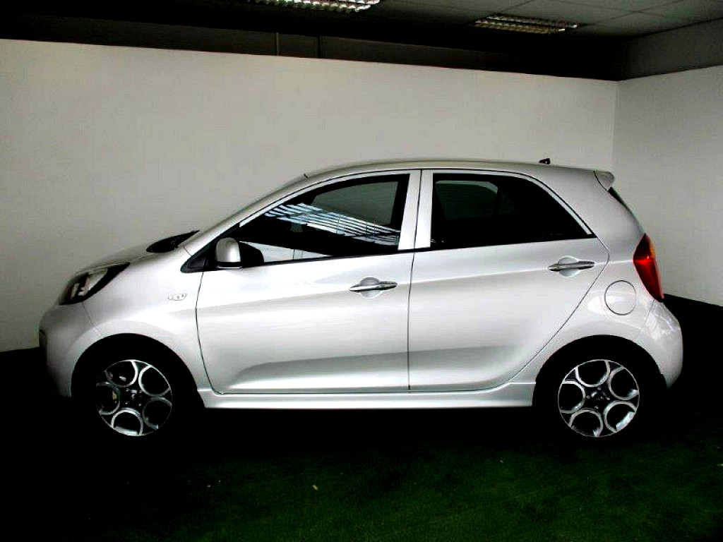 2018 PICANTO TA 1.2 EX MAN Priced @ BELOW Cost to GO @ R 149 900!!!