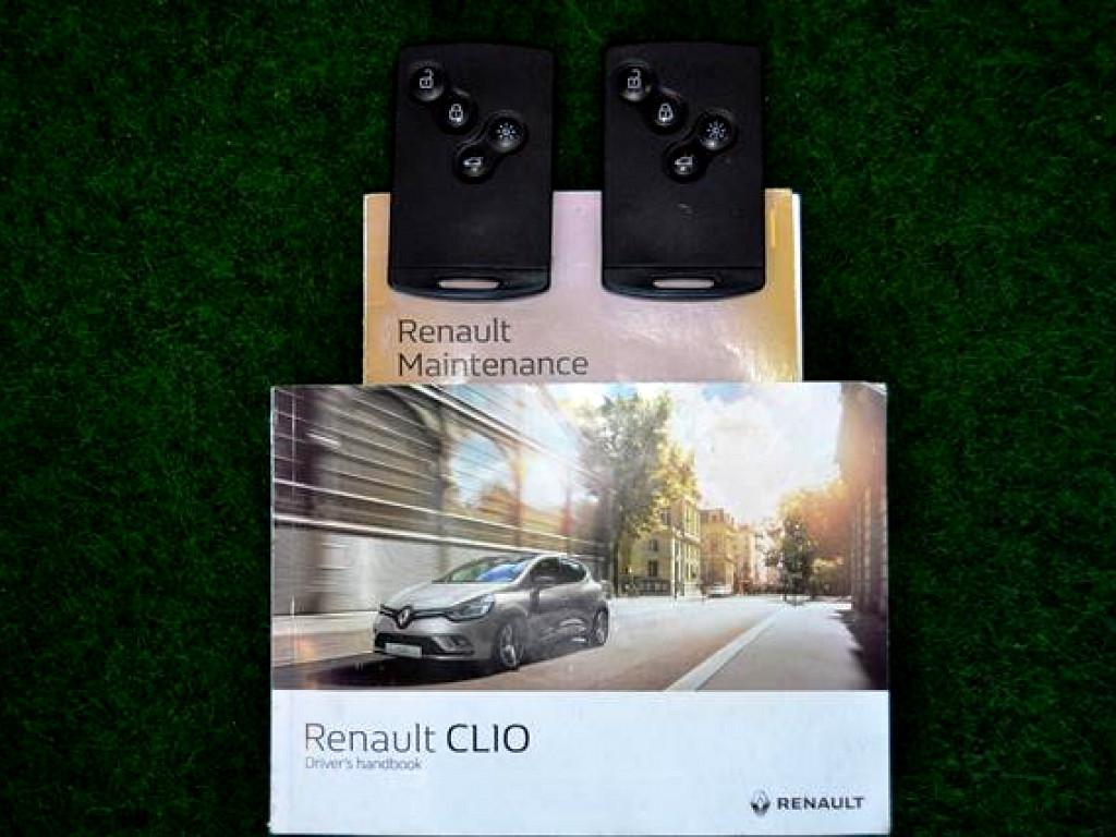 2017 Clio 4 900Turbo Blaze Ltd Ed 5DR