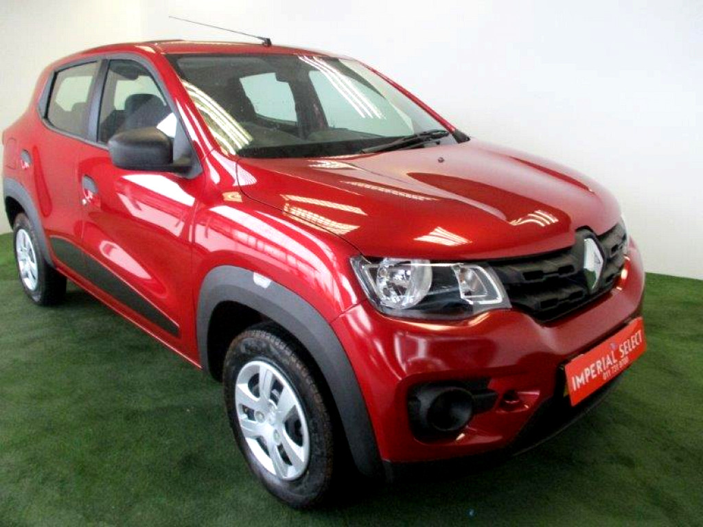 2018 RENAULT KWID 1.0 EXPRESSION NEW