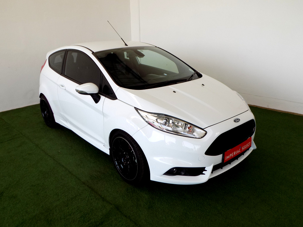 2016 Ford Fiesta ST 1.6 Ecoboost GDTi