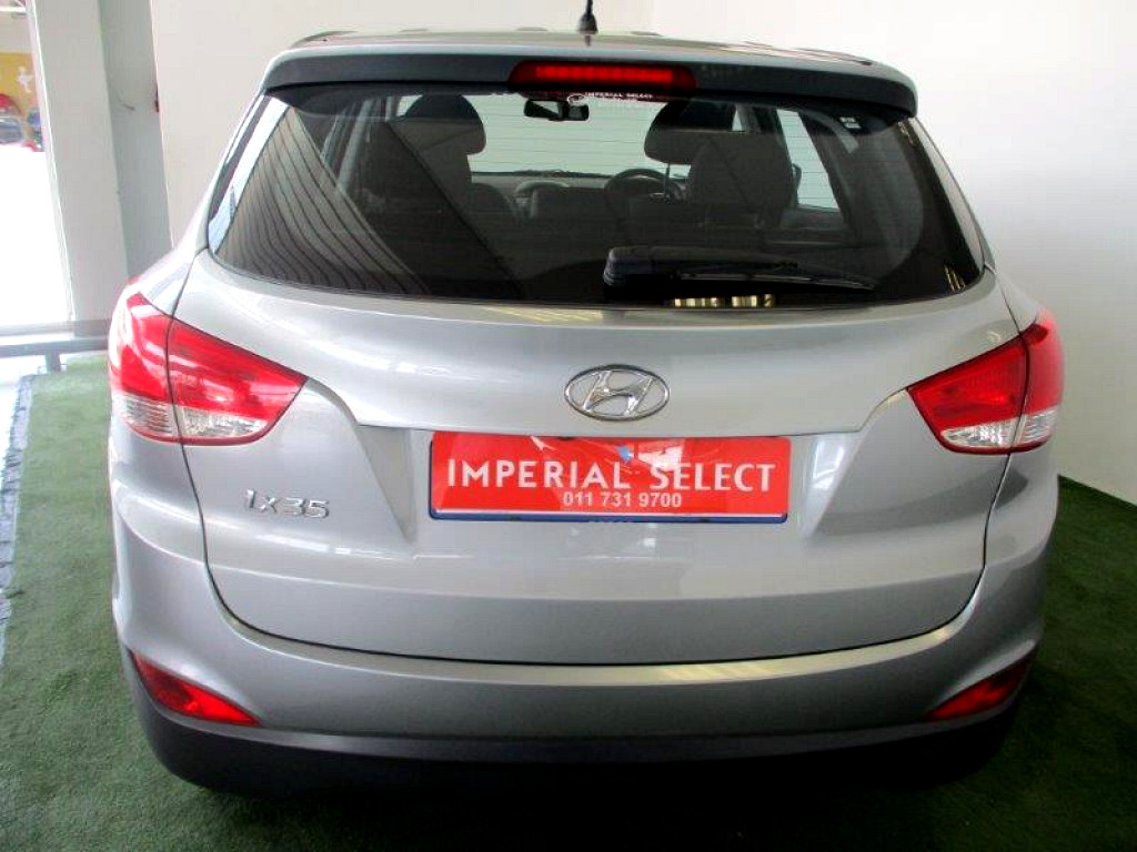 2014 HYUNDAI ix35 2.0 PREMIUM 4X2 AT