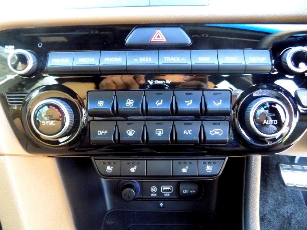 2018 SPORTAGE AWD 1.6T DCT GT SR