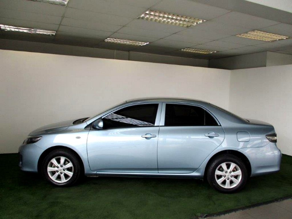 2014 TOYOTA COROLLA QUEST 1.6 PLUS