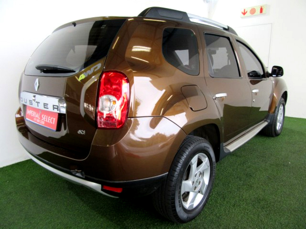 2014 DUSTER 1.5 dci DYNAMIQUE 4x4 SUV