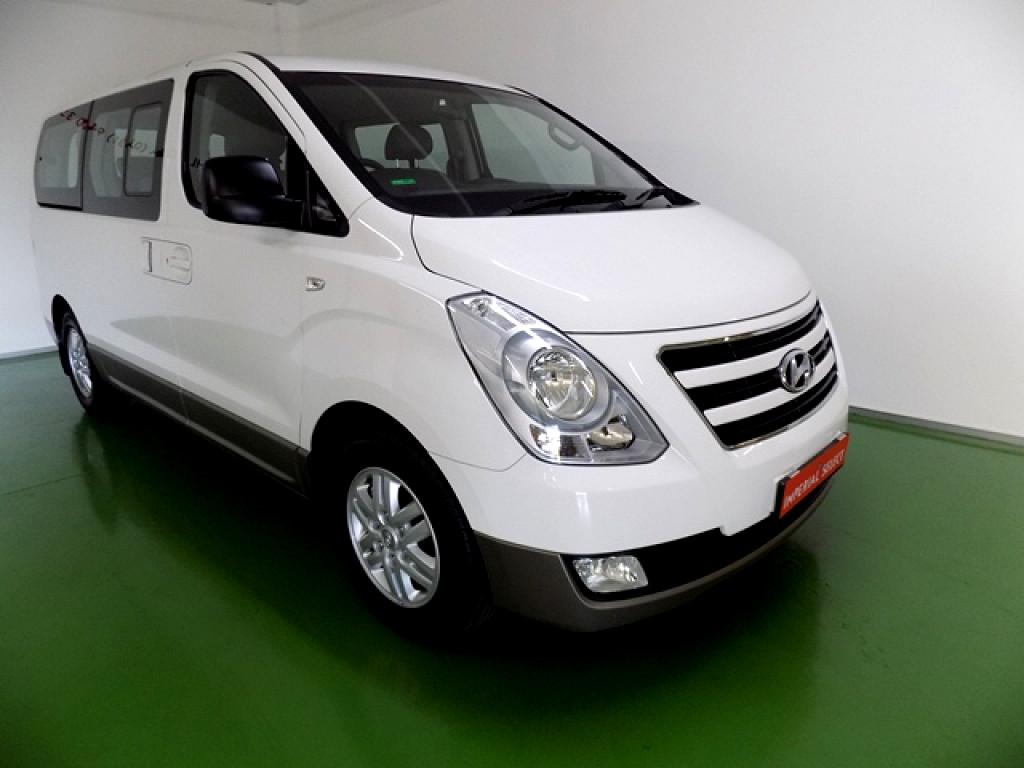 2015 Hyundai H1 2 4 Cvvt Wagon Gls At Imperial Select Umhlanga